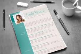 a fancy cv template   tangy peppermintfancy cv layout