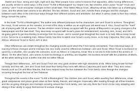 to kill a mockingbird compare and contrast essay at essaypedia comessay on to kill a mockingbird compare and contrast essay