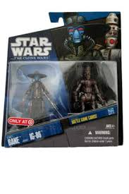 Toys & Games <b>Star</b> Wars The Clone Wars Cad Bane and IG-86 ...