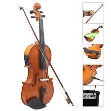 Aliexpress.com : Buy <b>4/4 Full Size Natural</b> Acoustic EQ Violin Fiddle ...