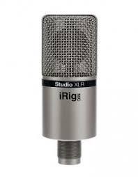 Студийный <b>микрофон IK Multimedia</b> iRig Mic Studio XLR купить в ...
