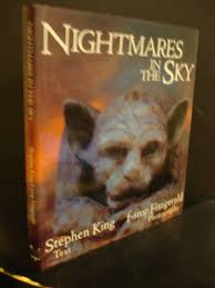 nightmares in the sky gargoyles and grotesques stephen king f nightmares in the sky gargoyles and grotesques stephen king f stop fitzgerald 9780670823079 com books