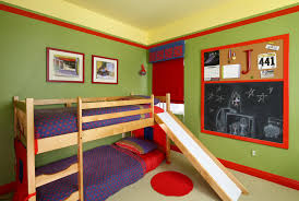 decor red blue room full: full size of  simple baby nursery kidsroom furniture interior floor rug interesting bedroom with walls framed pictures wooden plafond ideas comfortable green boy room twin boys bunk bed blue and red bedding set photo framed