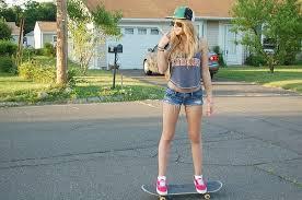 Resultado de imagen para skate mujeres