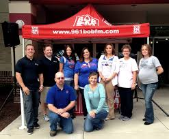 good works idaho business review wells fargo employees and disc jockeys from 96 1 bob fm participated in wells fargo s student financial