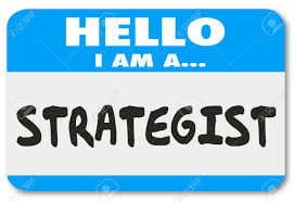 hello i am a strategist words on a tag or sticker to describe hello i am a strategist words on a tag or sticker to describe yourself as