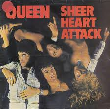 <b>Queen</b> - <b>Sheer Heart</b> Attack (1974, Vinyl) | Discogs