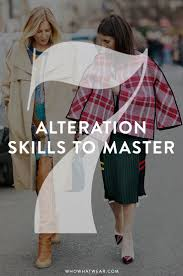 17 best ideas about clothing alterations sewing com 7 alteration skills to master through tutorials diy