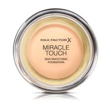 <b>ТОНАЛЬНАЯ ОСНОВА MIRACLE TOUCH</b> | Max Factor