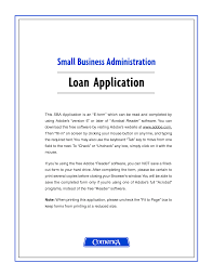 business loan application letter sample printable documents a bank loan get rejected