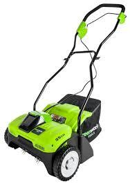 <b>Аэратор greenworks</b> G40DT30 (2504807) — купить по выгодной ...