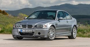 E46's finest: the <b>BMW</b> M3 CSL