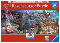 <b>Cars 2 Panorama</b> | Children's Puzzles | Jigsaw Puzzles | Products ...