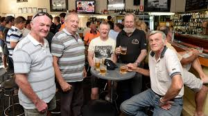out and about in bendigo photos bendigo advertiser andy mccarroll peter haynes bruce millard john gibson and john cashen at the