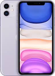 Мобильный <b>телефон Apple iPhone</b> 11 64GB (фиолетовый)