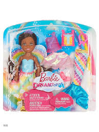 Barbie Челси фея русалка в асс.(2) Barbie 5613509 в интернет ...