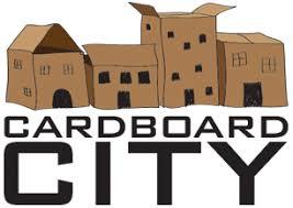 Image result for cardboard city