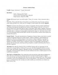 literary essay examples literary analysis essay examples middle   college essays college application essays example of a literary essay th grade literary analysis papers examples