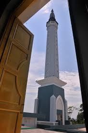 Image result for menara masjid