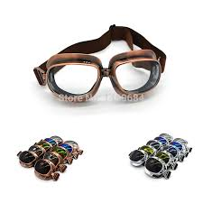 <b>2017 Retro</b> WWII Motorcycle Goggles Lunette Moto Aviateur <b>Vintage</b> ...