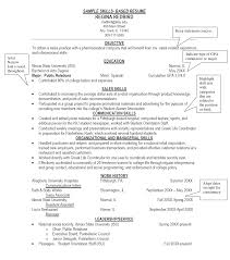 cover letter template for  skill based resume  arvind coresume template