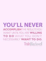 ACCOUNTABILITY MATTERS. - Trish Blackwell - Confidence Coaching