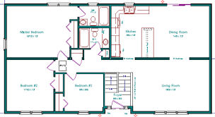 Split Entry  Split Foyer  Bi Level  Raised Rambler  Raised Ranch    This floor plan above shows the master bath option  but most often there is a shower stall there and not a tub as shown  The tub is only in the hall bath