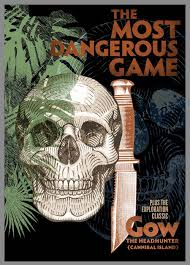 the most dangerous game   gow the headhuntermost dangerous game