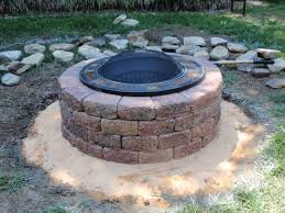 design patio ideas fire pit home