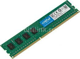 Купить <b>Модуль памяти CRUCIAL CT51264BD160BJ</b> DDR3L - 4ГБ ...