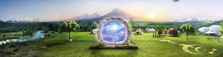 Resultado de imagem para imagens da nova terra