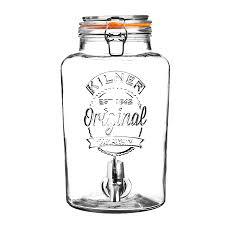 <b>Диспенсер для напитков Clip</b> Top 5 л в подарочной упаковке от ...