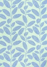 Ткань Thibaut Biscayne F95712 Komodo <b>leaves</b> Aqua and <b>Blue</b>