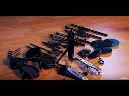 Alesis Nitro Mesh Kit Assembly Guide - YouTube