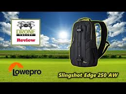 DJI Mavic Pro with <b>LowePro slingshot edge 150</b> AW Case - YouTube