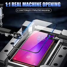 6D <b>Full Glue Cover</b> Tempered <b>Glass</b> For XiaoMi Mi 9T Pro Redmi ...