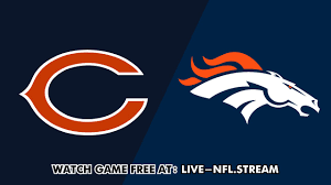 Watch Chicago Bears @ Denver Broncos live streaming. NFL ...