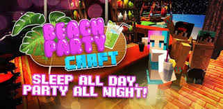 <b>Beach</b> Party Craft: <b>Summer</b> High School Adventure - Apps on ...