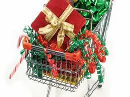 compras en Navidad