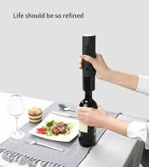 <b>Original Huohou Automatic 6S</b> Open Wine Bottle Opener Electric ...