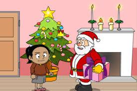 <b>Santa's</b> little helper | LearnEnglish Kids | British Council