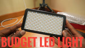 Best Budget <b>Video</b> / Photography <b>LED Light</b> 2018 | <b>W228 LED Video</b> ...