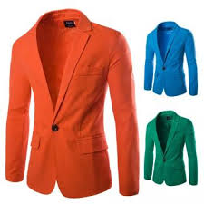 Mens <b>Suit Youth Cotton</b> Linen Casual Jackets Man: Buy Blazers at ...