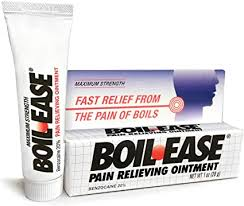 Boil Ease Pain Relieving Ointment, 1 Ounce: Health ... - Amazon.com