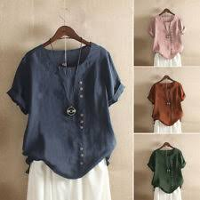 <b>Zanzea Plus Size</b> Tops for Women for sale | eBay