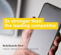 <b>Tempered Glass</b> Screen Protectors | BodyGuardz®