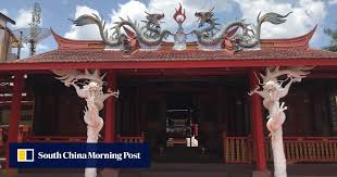 How ethnic Chinese shaped <b>the home</b> of Indonesia's new capital on ...