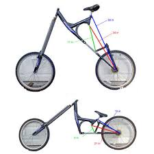 Here's How That <b>Crazy Height</b>-Changing Bicycle Works, and How to ...