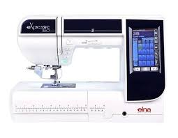 <b>Швейно</b>-<b>вышивальная машина Elna</b> eXpressive <b>860</b> по цене 152 ...