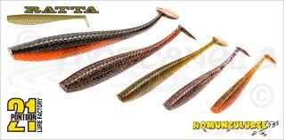 Мягкий пластик <b>Pontoon21</b> - <b>Ratta</b>: описание, цена, оптовые ...